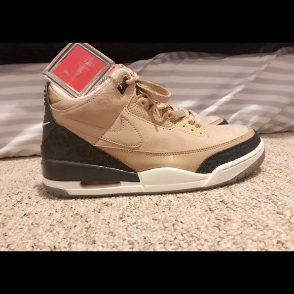 half off 13cc4 eaed5 Air Jordan 3 bio beige got them from stockx NWT
